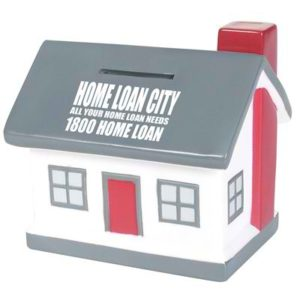 Promotional House Coin Bank