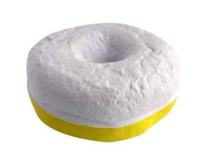 Promotional Stress Donut Yellow
