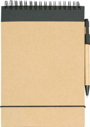 Business promo A5 Eco Notepad