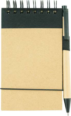 Business promo A6 Eco Notepad