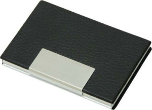 Branded Cosmo Business Card Holder