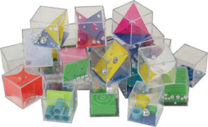 Promo Toy Brain Teasers